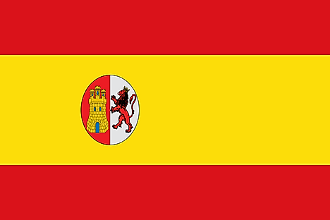 Flag of First Spanish Republic (1873–1874)
