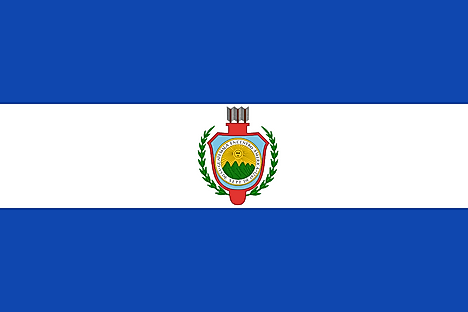 Flag of Guatemala (1843-1851)