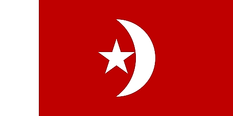 Flag of Umm Al Quwain