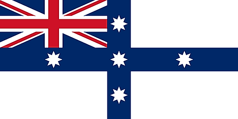 Although never officially adopted, it was widely used by Australians as a national flag for decades.