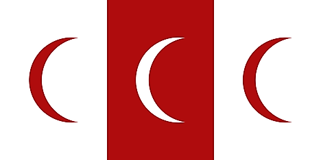 Flag of the Adal Sultanate (1415 to 1577). Image credit: Runehelmet/Wikimedia.org