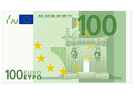 100 euro Banknote