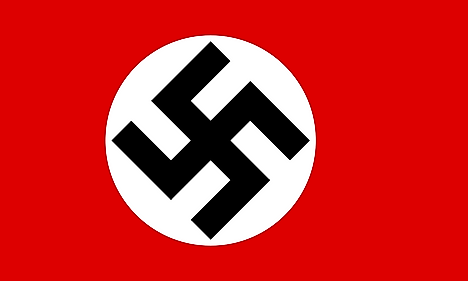 National flag and naval jack of Germany (1933–1945). Sole national flag of Nazi Germany (1935-1945).