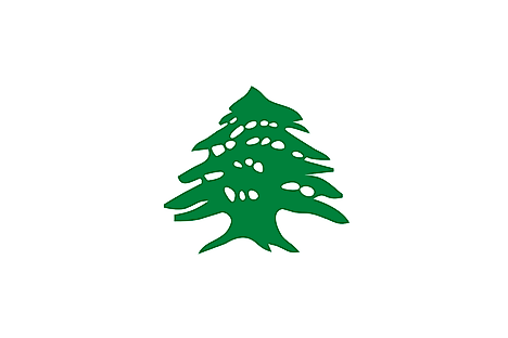Flag of the Region of Lebanon