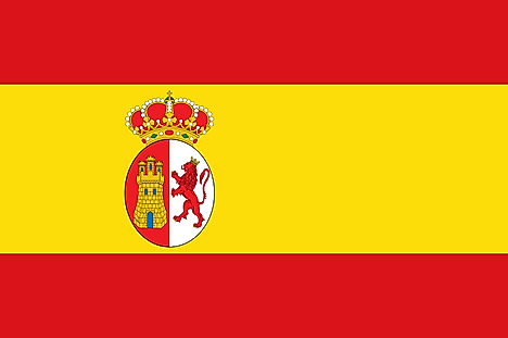 Official flag during Spanish East Indies