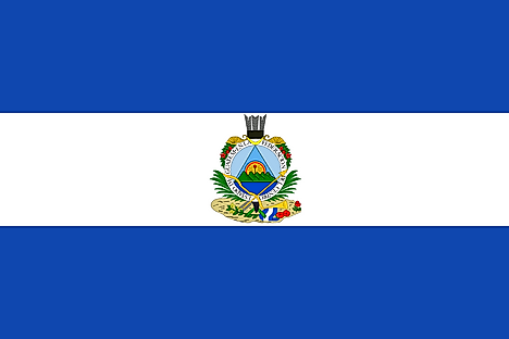 Flag of Guatemala (1838-1843)