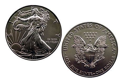 United States 1 dollar Coin