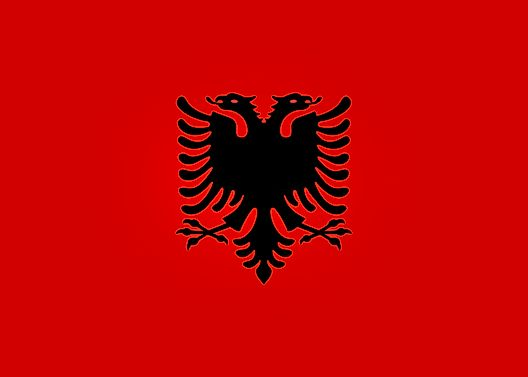 Albania Flags And Symbols And National Anthem
