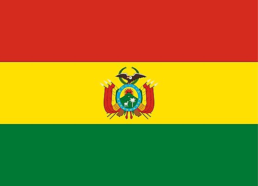 Bolivia Symbols and Flag and National AnthemBolivia