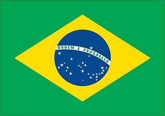 Brazil map geography of brazil map of brazil worldatlas brazils information gumiabroncs Images