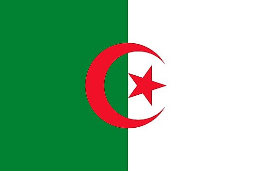 Algeria Flags And Symbols And National Anthem