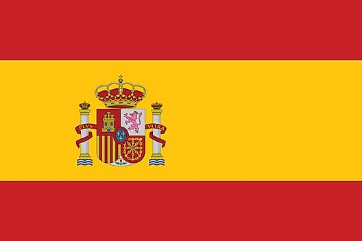 Spain State Symbols Song Flags And More Worldatlas