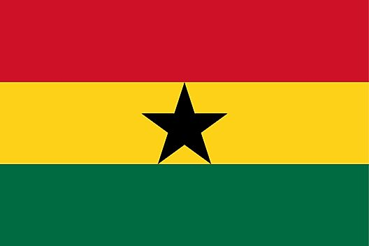 Ghana State Symbols Song Flags And More Worldatlas