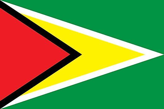 Guyana Map Geography of Guyana Map of Guyana Worldatlascom