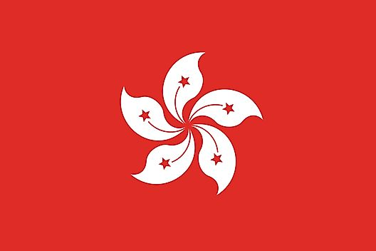 Flag of Hong Kong