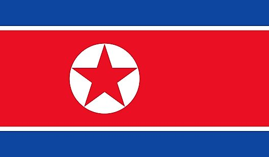 North Korea Facts On Largest Cities Populations Symbols