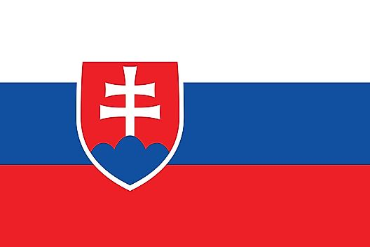 Slovakia State Symbols Song Flags And More Worldatlas