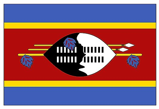 Swaziland Map Geography of Swaziland Map of Swaziland