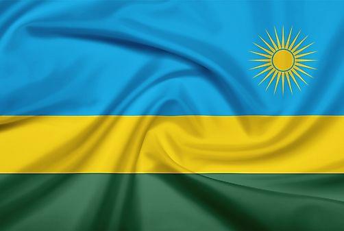 Rwanda Flags And Symbols And National Anthem - Rwanda flag