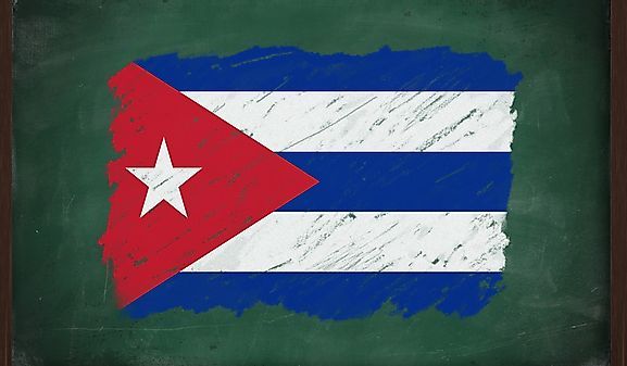 Cuba Flags And Symbols And National Anthem