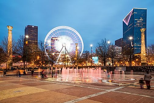 Atlanta Tours For Tourists