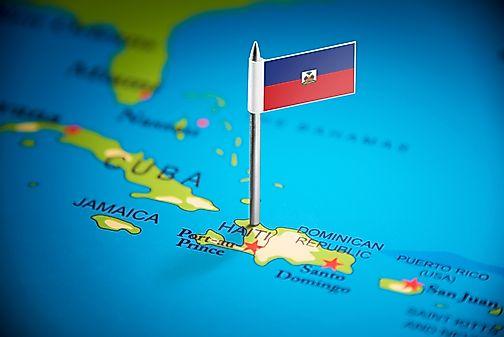 Haiti Map / Geography of Haiti / Map of Haiti - Worldatlas.com