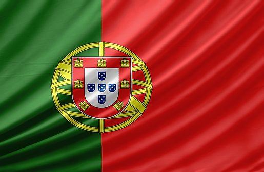 Afbeeldingsresultaat voor Portugal flag
