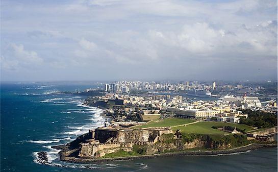 #1 La Fortaleza and San Juan National Historic Site in Puerto Rico
