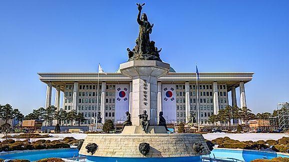 South Korea Time Line Chronological Timetable of Events - Worldatlas com