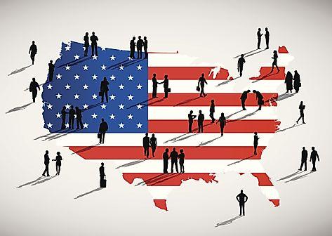 United States Of America Usa Flag Seal Emblem Motto National Anthem