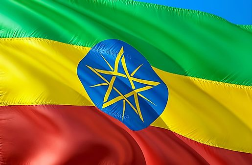 Ethiopia Map / Geography of Ethiopia / Map of Ethiopia