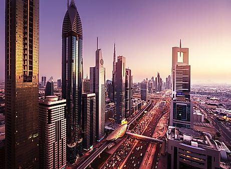 What Is An Emirate Worldatlas
