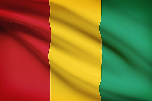 Guinea Flags and Symbols and National Anthem
