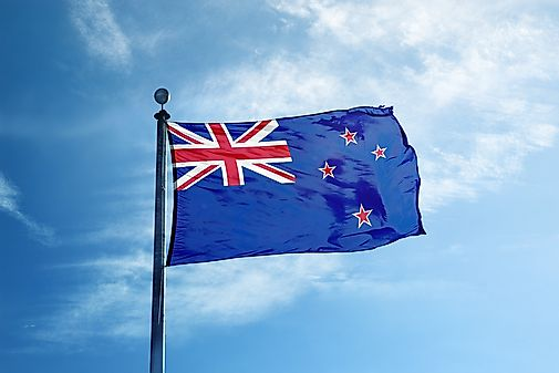 New Zealand Symbols and Flag and National Anthem