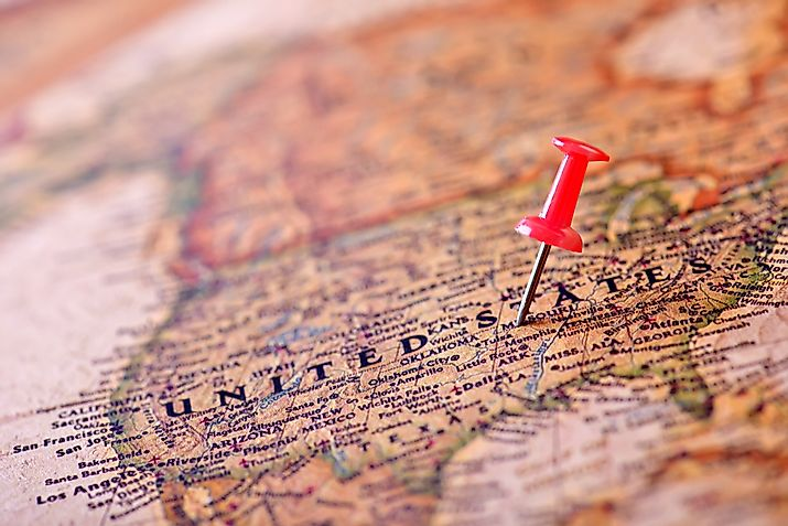 How Well Do You Know Basic Us Geography Worldatlascom - Basic-map-of-us