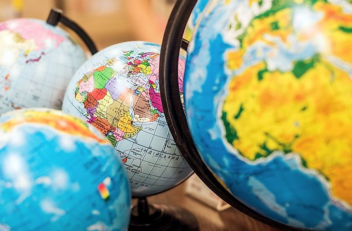 Geography IQ Test: How Much Do You Know About The World ...