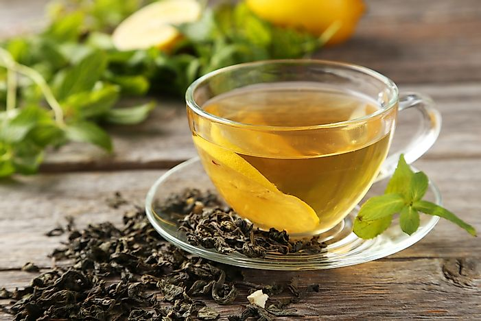 The World S 7 Most Delicious Types Of Tea Worldatlas Com