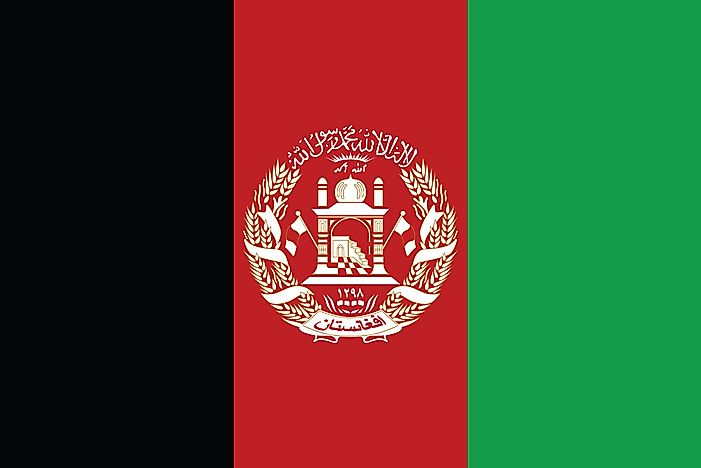 Afghanistan Flag – Colors, Symbols and Meaning