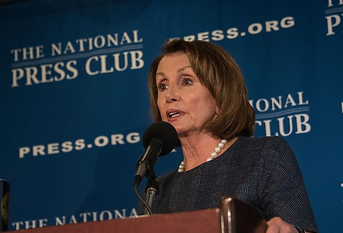 Who Is Nancy Pelosi?