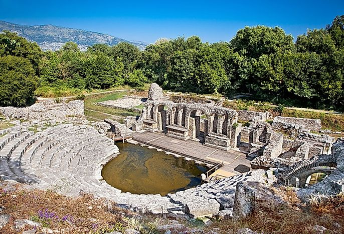 UNESCO World Heritage Sites In Albania
