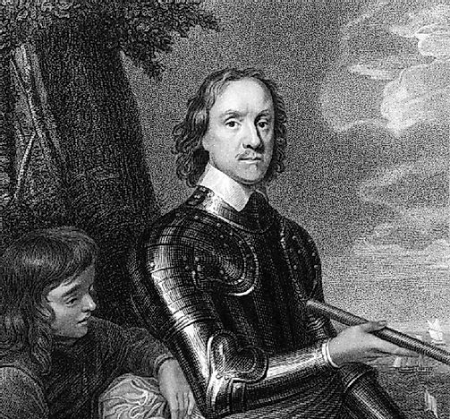 Oliver Cromwell - World Leaders in History