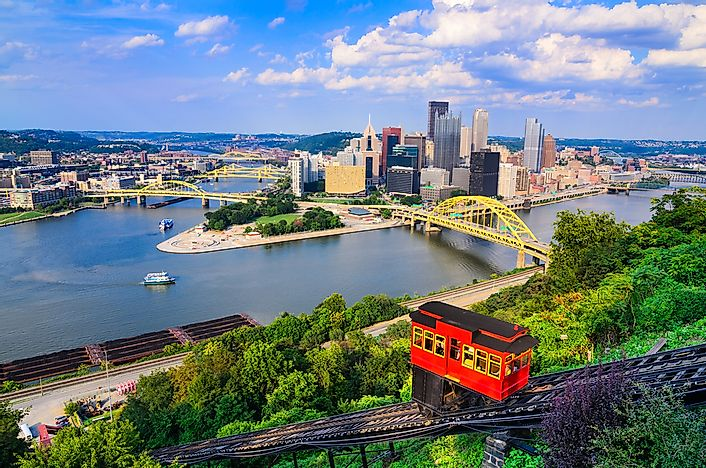 #3 Monongahela Incline - Pittsburgh, United States