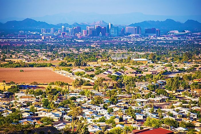 What Is the Capital of Arizona?