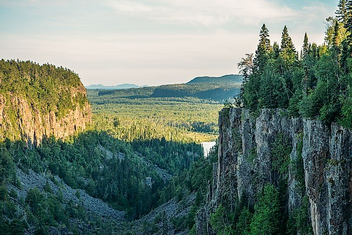 #1 Sleeping Giant - Thunder Bay, Ontario