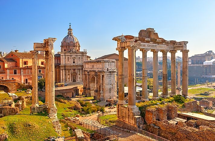Which Feature of Ancient Rome Made It a Republic?