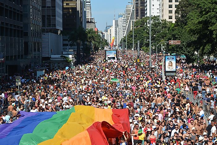 The Gay And LGBT Pride Movement