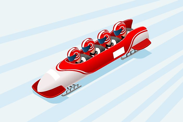 Bobsleigh Olympic Sport