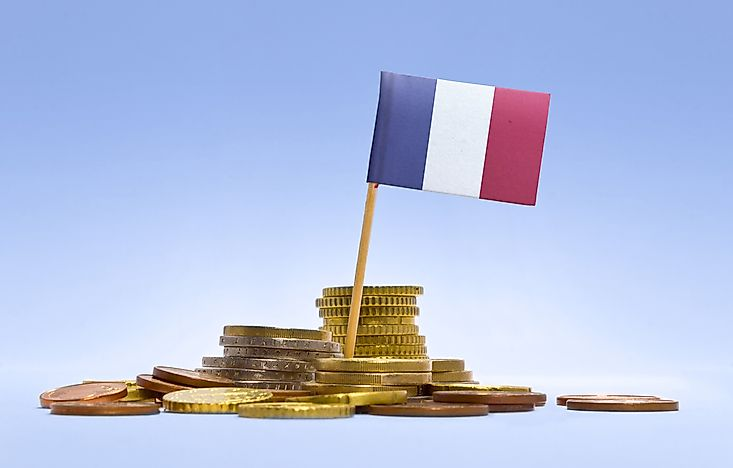 Top 30 Export Products Of France