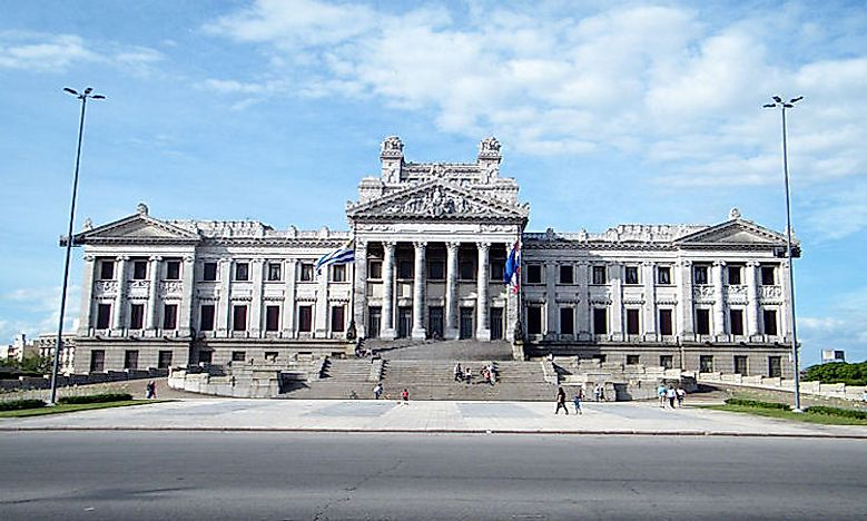 What Is The Capital Of Uruguay?