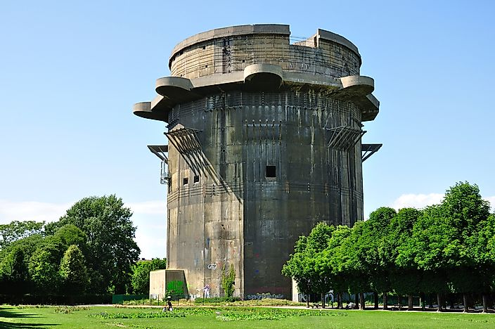 What Was a Flak Tower?